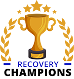 Recovery Champions - We Have Battled Addiction Together